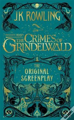 #Shopping - Neste Natal oferece livros Sugestões de presentes literários com as mais recentes novidades e com propostas capazes de agradar a toda a gente Fantastic Beasts: The Crimes of Grindelwald, de J. K. Rowling