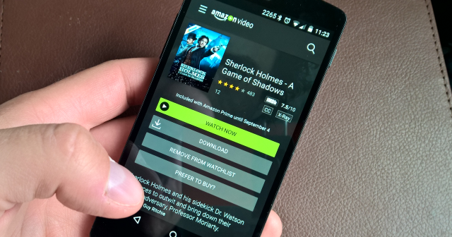 thatgeekdad: Amazon Prime Video now lets you download ...