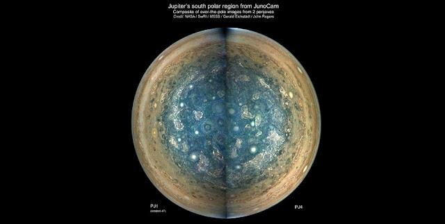 Credit: NASA/SwRI/MSSS/Gerald Eichstädt /John Rogers
