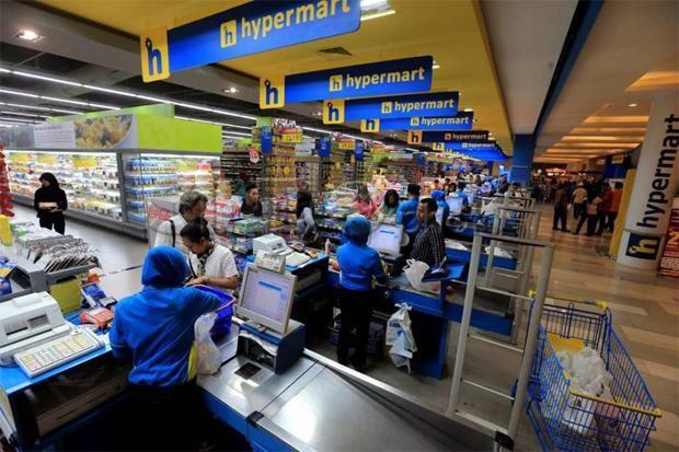 Hypermart Mulai Melakukan PHK Besar-besaran Di Seluruh Gerai