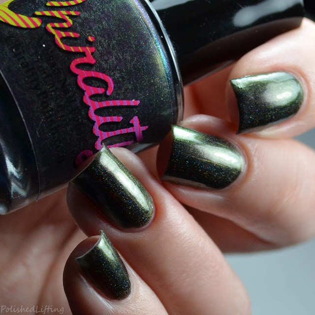 duochrome nail polish