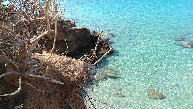 sardegna isola mare azzurro cristallino