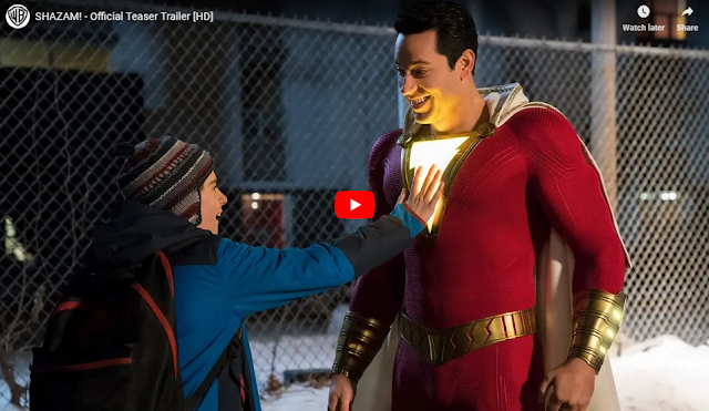 Download Film Terbaru Shazam - 2019