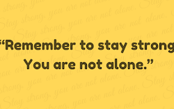 My Fellow Keratoconus Warriors: Stay Strong, You Are Not Alone.