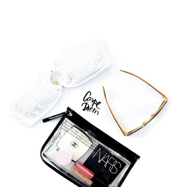summer make up bag