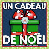 FREE French Christmas Gift