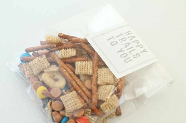 Trail Mix Recipe | Happy Trails to You