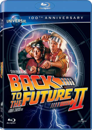 Back to the Future Part II 1989 BRRip 800MB Hindi Dual Audio 720p watch Online Full movie Download bolly4u