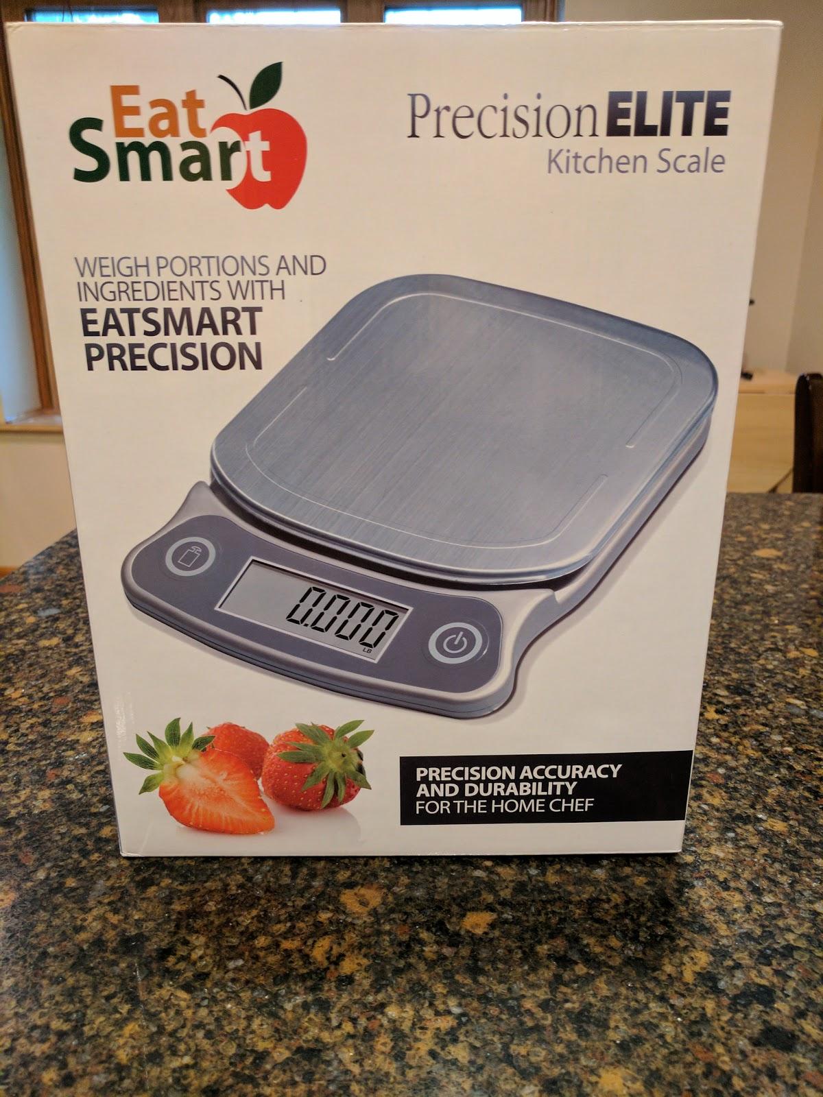 Eatsmart precision elite digital kitchen scale review for Perfect kitchen pro smart scale