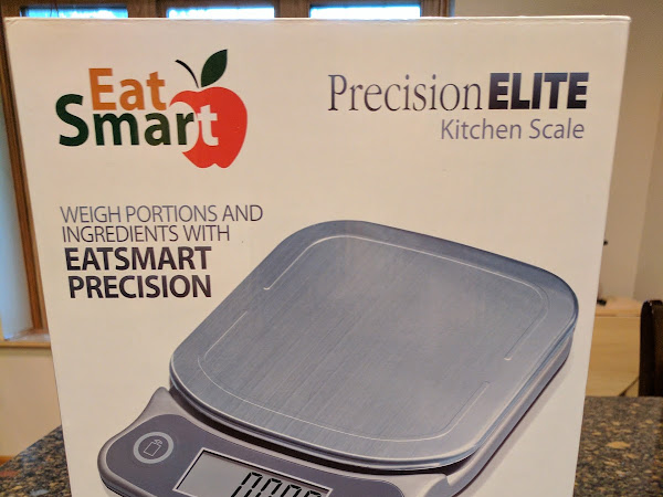 EatSmart Precision Elite Digital Kitchen Scale #review