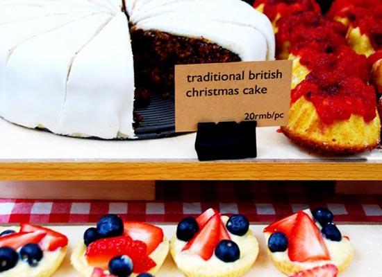各式應景聖誕薑餅,小甜點