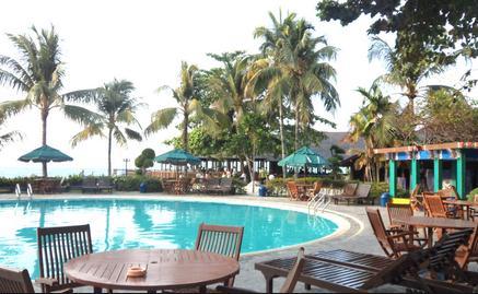 objek wisata pulau bidadari