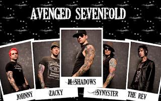Kumpulan Lagu Mp3 Terbaik Avenged Sevenfold Full Album Sounding the Seventh Trumpet (2001) Lengkap