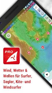 تنزيل Windfinder Pro v3.6.1 APK