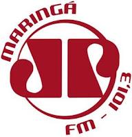 Rádio Jovem Pan FM 101,3 de Maringá PR