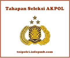 Tahapan Seleksi AKPOL Tingkat Daerah dan Tingkat Pusat Tahapan Seleksi AKPOL 2019-2020