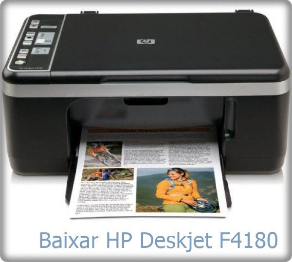 software de instalao da impressora hp deskjet f4180