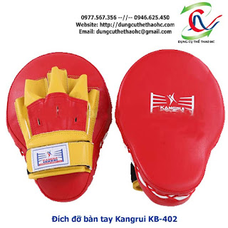 Đích đỡ bàn tay Kangrui KB-402