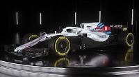 Bolid Williamsa na 2018 rok F1 Formuła 1