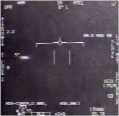 Nimitz UFO Captured On Radar 11-14-2004