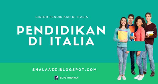 pendidikan di italia