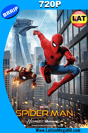 Spider-Man: De Regreso A Casa (2017) Latino HD 720p ()