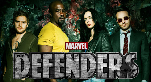 """THE DEFENDERS   Recensione 1x01 """"The H Word"""""""