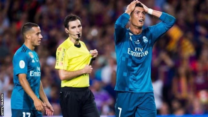 Cristiano Ronaldo: Real Madrid forward claims 'persecution' after failed appeal