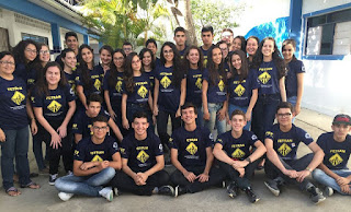 Escola Estadual Orlando Venâncio de Cuité desenvolve projeto em parceria com a PRF