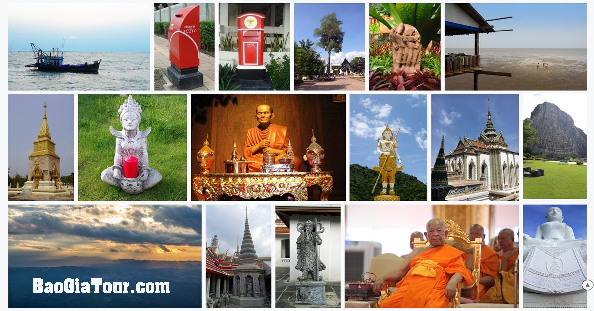 Báo giá tour Thái Lan tháng 2 trọn gói trong 5 ngày 4 đêm