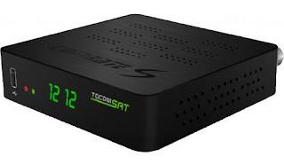Atualização Tocomsat Combate S HD V 1.80 - 07/06/2018
