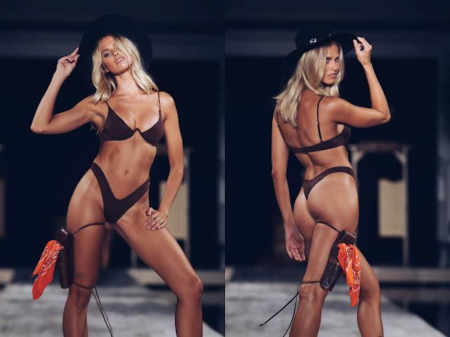 Miami swim week kaohs swimwear