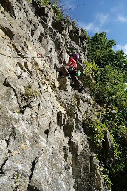 Sport climbing, uk, yorkshire, limestone, settle, castleberg, giggleswick, bolts, trad, bouldering, grit, northern Limestone, quickdraws, sport, adventure, high, cliffs, England, beginners sport climbing,