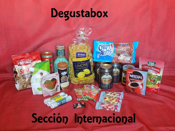 Degustabox septiembre