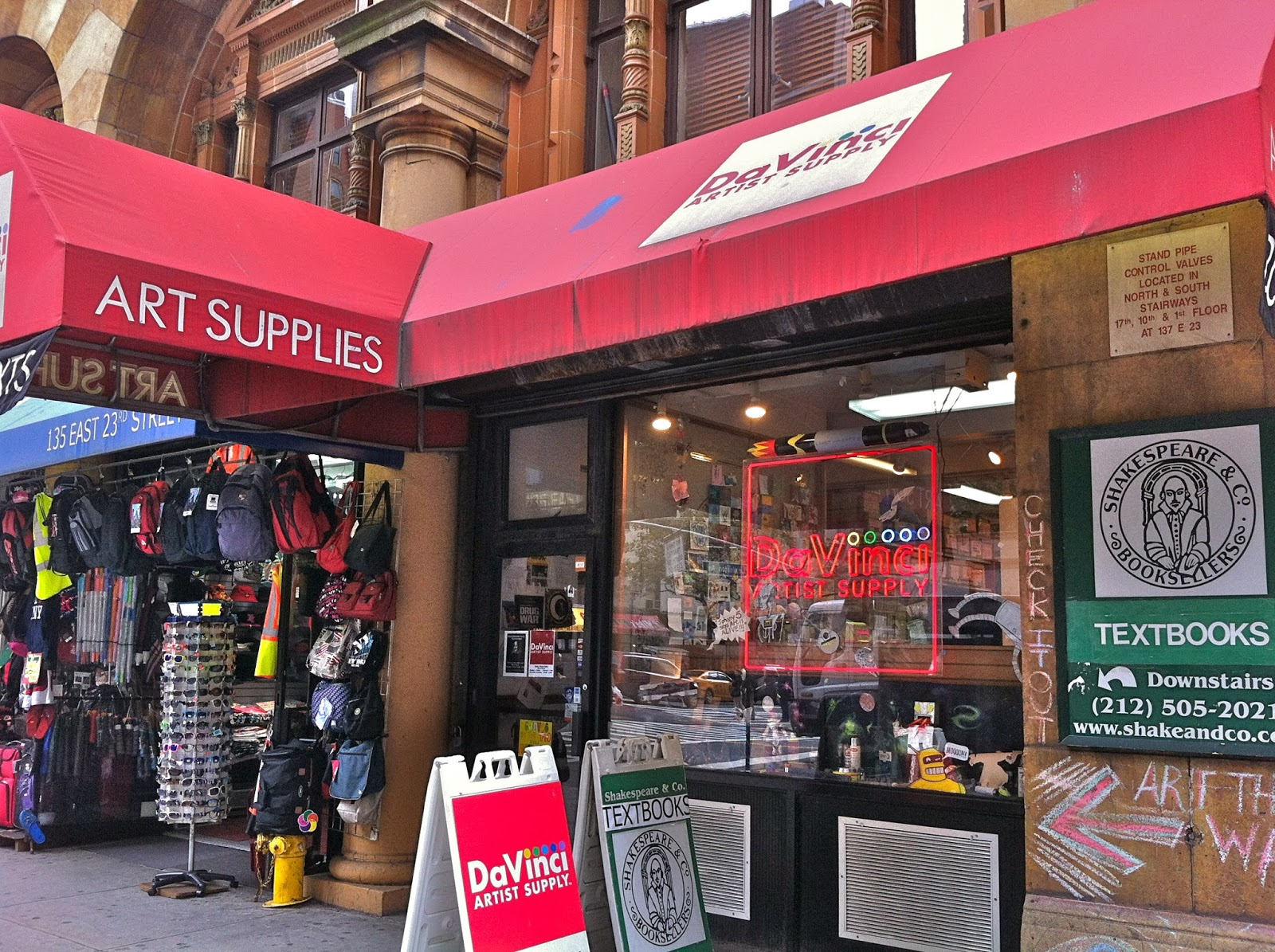Art Supply: Art Supply Stores Nyc