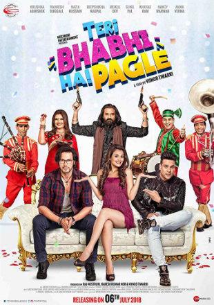 Teri Bhabhi Hai Pagle 2018 Full Hindi Movie Download Hd in 700Mb