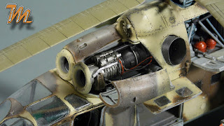 How to build Mi-24 A, scale model