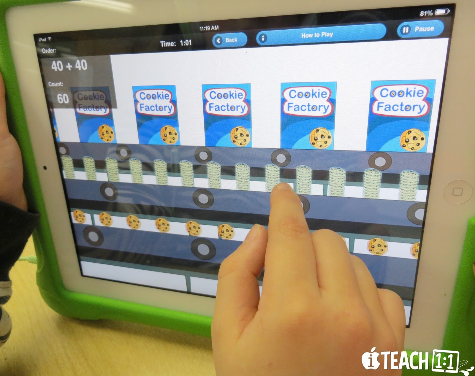 Iteach 1 1 Free Place Value Apps And Activities For Ipads