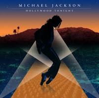 Michael Jackson's new single cover of Hollywood Tonight