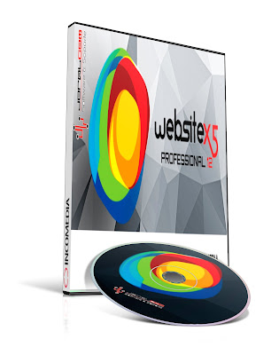 Incomedia WebSite X5 Professional - Diseña tu propia web!!