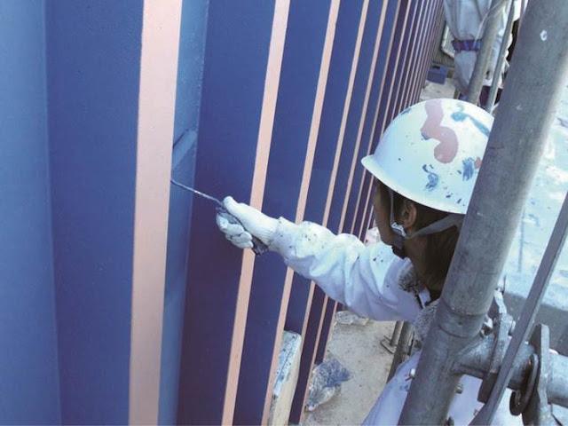 Tuyển 3 nam làm công việc sơn xây dựng tại Tokyo tháng 5 năm 2019