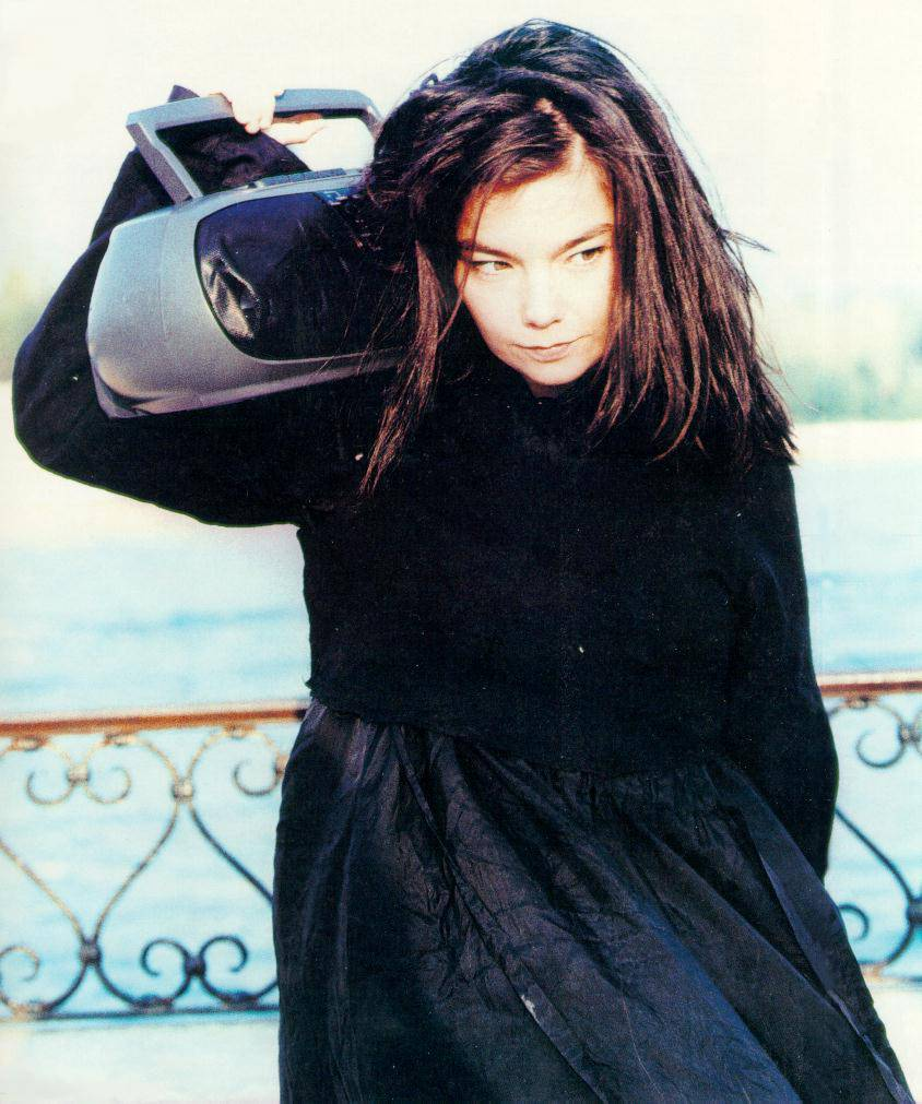 Bjork Quotes: Chatter Busy: Bjork Quotes
