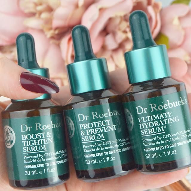Dr Roebuck's Skincare Review, Lovelaughslipstick Blog