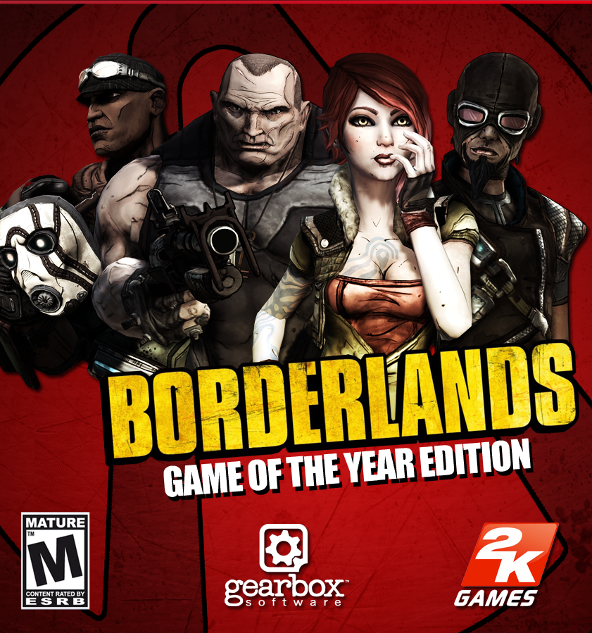 Borderlands: Game of the Year Edition for Nintendo Switch ...