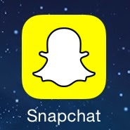 logo snapchat application esteban