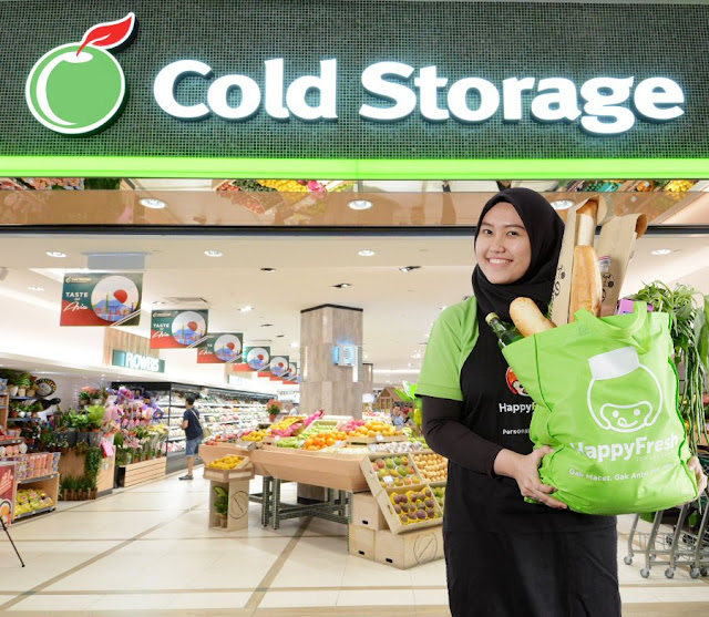 Cold Storage - Happy Fresh