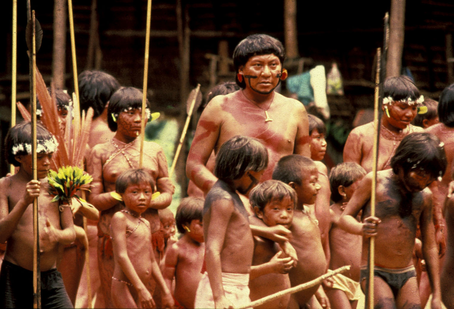 Yanomamis, Grupo Indígena do Norte do Brasil