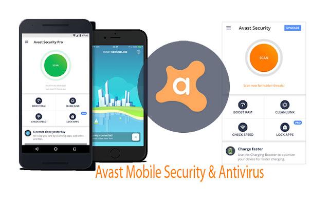 تحميل تطبيق Avast Mobile Security Pro,