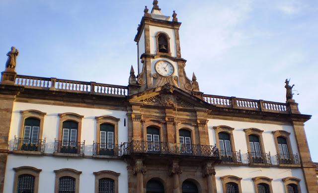 Museu da Inconfidência, antiga Casa da Câmara e Cadeia da Vila Rica