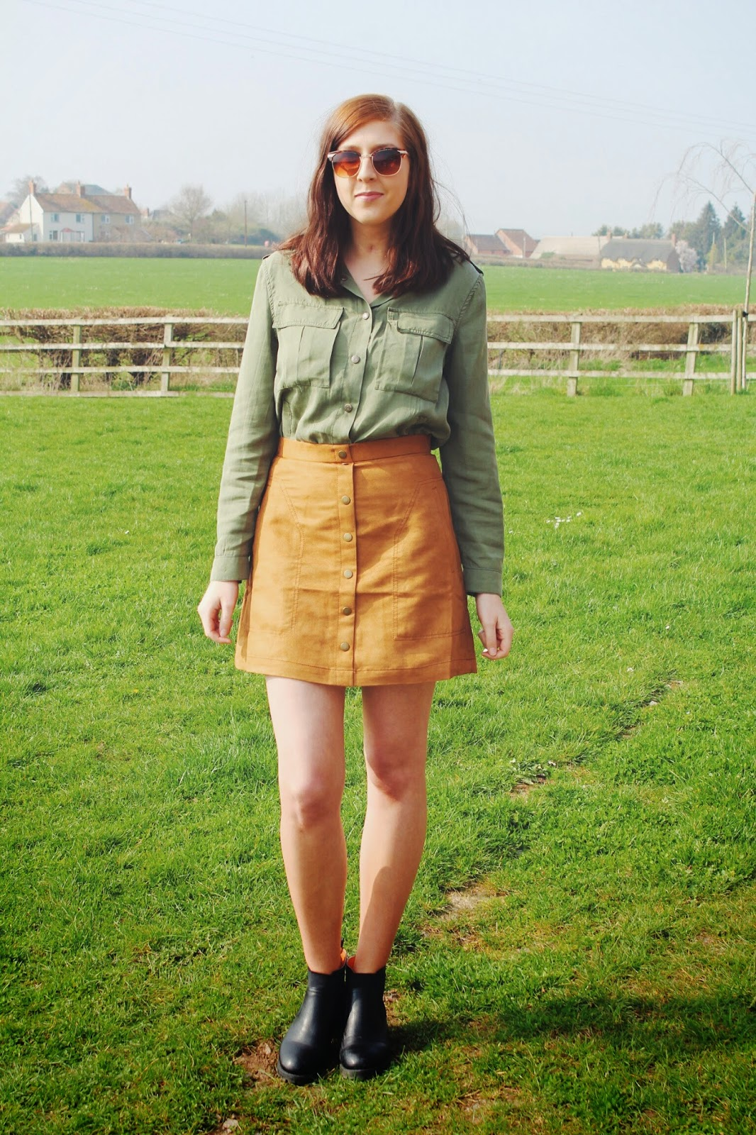 asseenonme, asos, primark, H&M, suede, military, khaki, bloggers, halcyon velvet, fblogger, wiw, whatimwearing, ootd, outfitoftheday, lotd, lookoftheday, fashion, fashionbloggers, fashionblogger